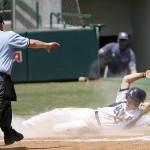 【野球走塁】ギャンブルスタートのコツとスタートの切り方を解説