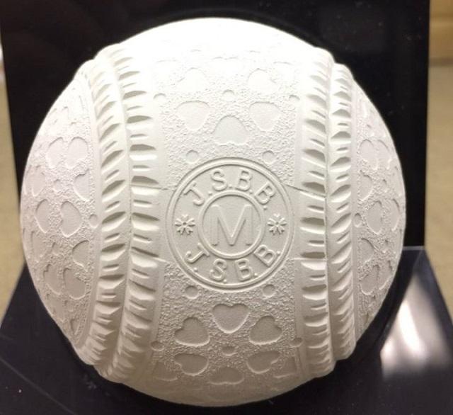 新しい軟式野球ボールM号の最新情報