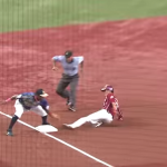 【盗塁】2塁ランナーはワンバウンドゴー!明確な4つの理由を解説