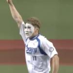 【動画】ゴールデンボンバー樽美酒研二が始球式で球速135kmを叩き出す!芸能人最速記録!