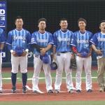 今年も超大作!柳沢慎吾が横浜DeNAベイスターズ「勝祭2016」であの始球式を披露!