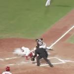 【野球守備】空タッチをアウトに見せる方法(空タッチのコツ)!セーフをアウトにしちゃおう!