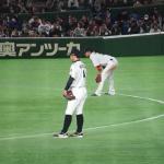 侍ジャパン坂本&菊池の二遊間に学ぶ!守備の構え方と一歩目のスタートの切り方