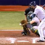 【野球ルール】見逃し三振でも振り逃げはできる!スイングしてなくても1塁に走れる